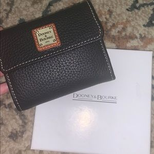 Dooney and Bourke Smal Flap Wallet